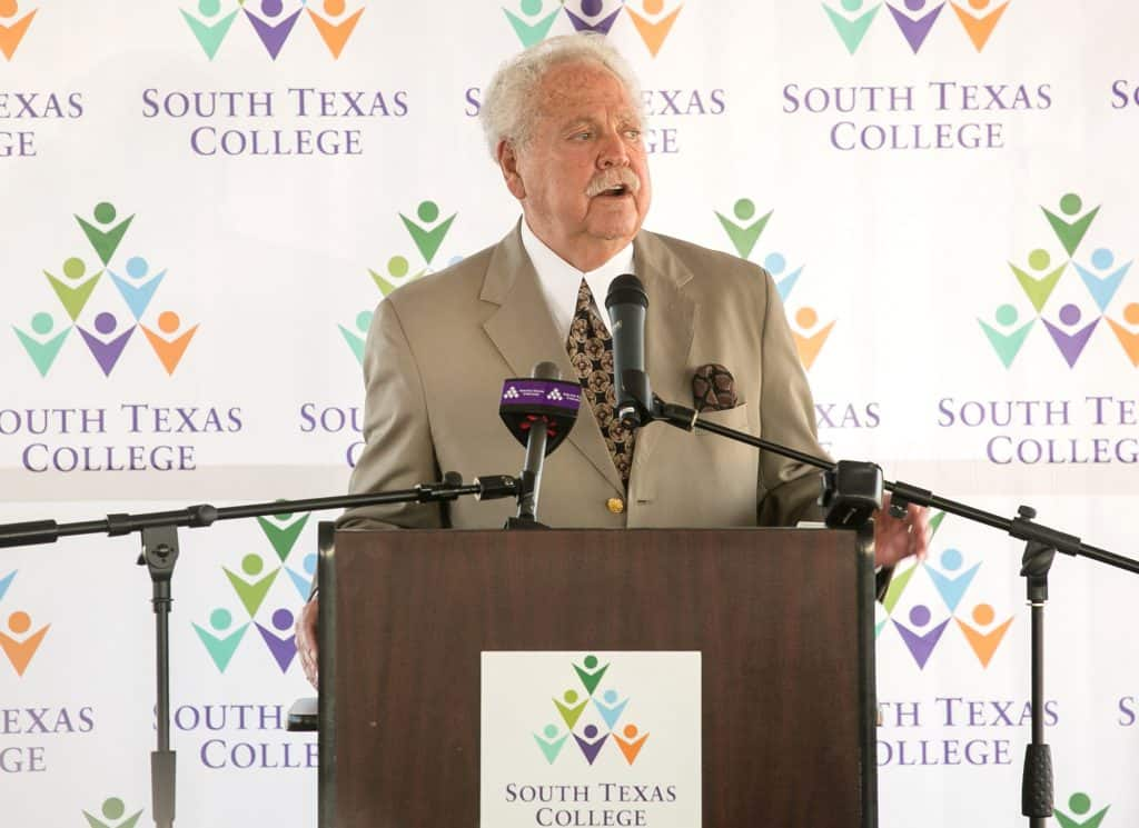 South Texas College Trustee Gary Gurwitz: 25 years later, it's still about the students - Titans of the Texas Legislature