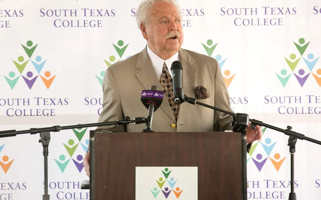 South Texas College Trustee Gary Gurwitz: 25 years later, it's still about the students