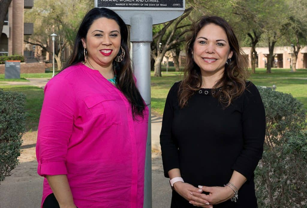 Dr. Stephanie Álvarez and Dr. Joy Esquierdo receive two-year grant for University of Texas Rio Grande Valley project to help Valley elementary school teachers expand on region's local history - Titans of the Texas Legislature