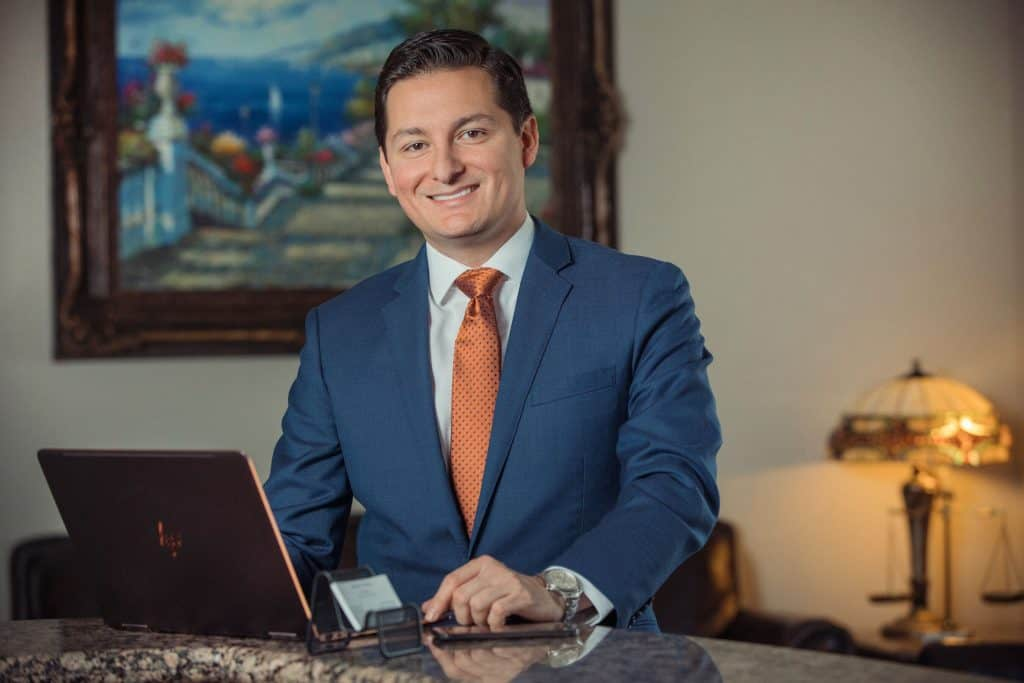 Omar Ochoa, native son of Edinburg, brings his nationally-renowned legal successes and top academic credentials as his hometown's new City Attorney - Titans of the Texas Legislature