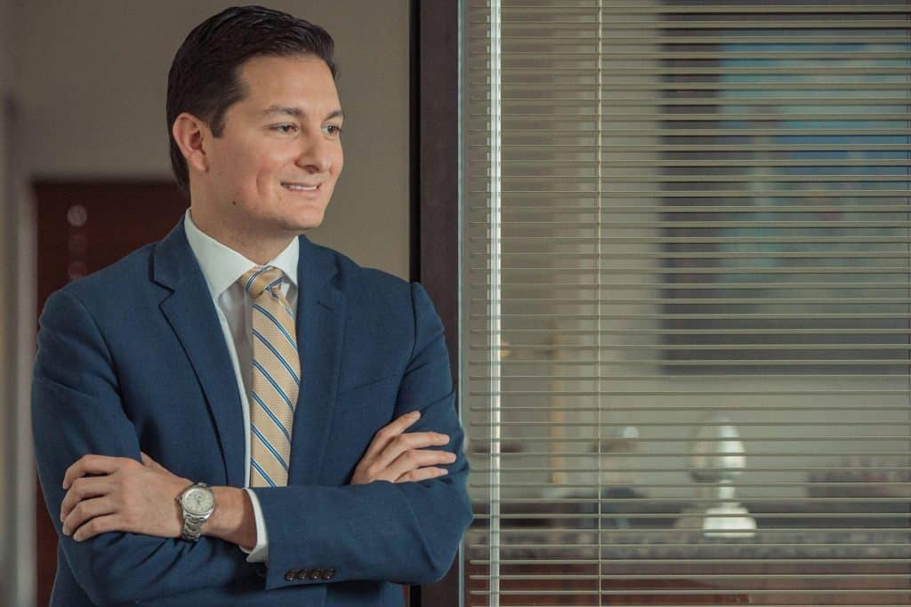 Featured: Omar Ochoa, owner, Omar Ochoa Law Firm (https://omarochoalaw.com) in McAllen, as a public service is providing updates on key legislation that affects transparency in government in Texas. Photograph By DAVID PEZZAT
