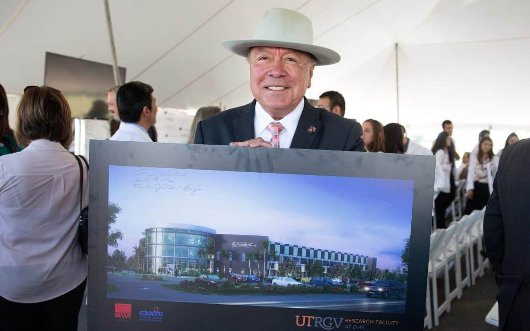 University of Texas Health Rio Grande Valley Biomedical Research building, built in partnership with DHR Health and City of McAllen, will help come up with treatments – and possibly cures – for illnesses and diseases that affect South Texans