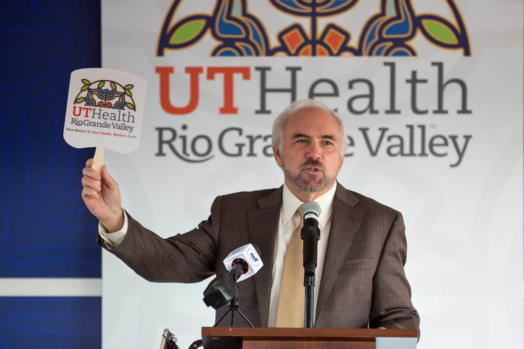 $70 million Health Affairs building for UTRGV in Edinburg, $30 million for Texas A&M Higher Education Center in McAllen, approved by House of Representatives, announces Rep. Canales - Titans of the Texas Legislature