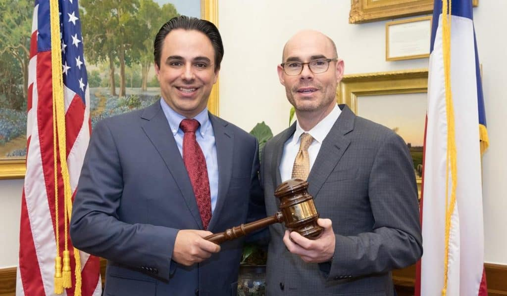Rep. Canales appointed by Speaker Bonnen to high-profile House-Senate committee aimed at restraining increases in local property taxes - Titans of the Texas Legislature