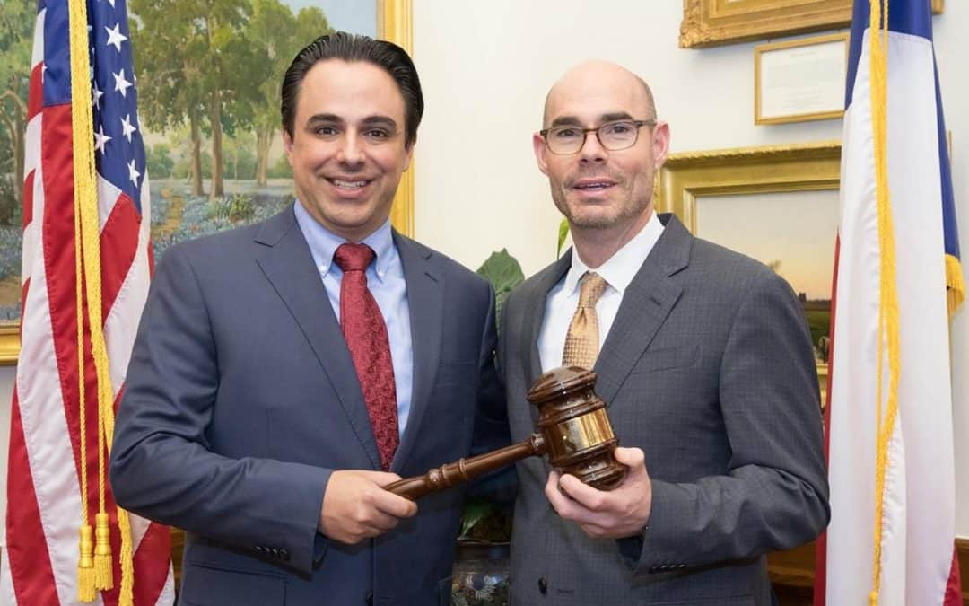 Rep. Canales appointed by Speaker Bonnen to high-profile House-Senate committee aimed at restraining increases in local property taxes