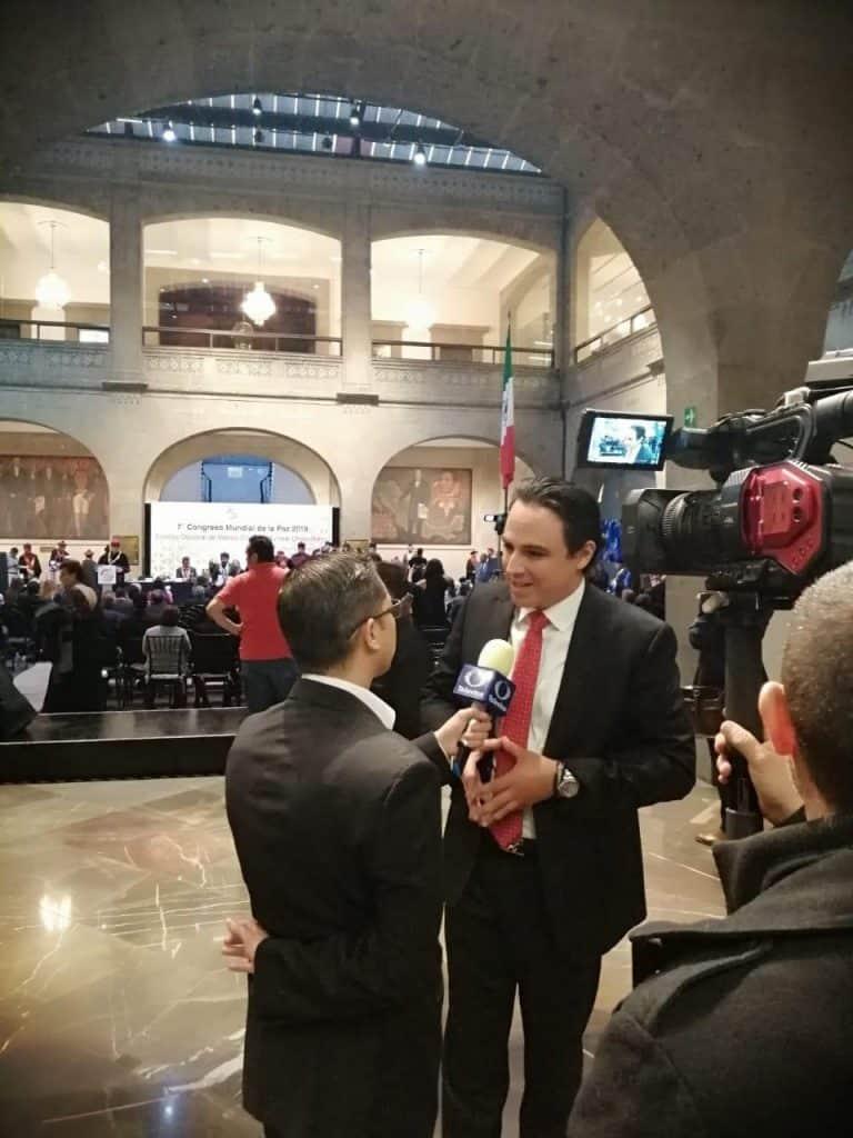 Rep. Canales earns prestigious tribute from Claustro Mundial Universitario for South Texas lawmaker's public service on human rights - Titans of the Texas Legislature