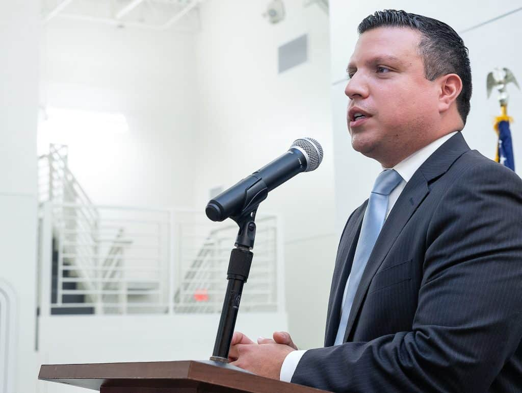 Rep. Sergio Muñoz, Jr. announces reelection bid for the sixth term to represent all or parts of Hidalgo, Granjeño, McAllen, Mission, Palmview and Pharr - Titans of the Texas Legislature