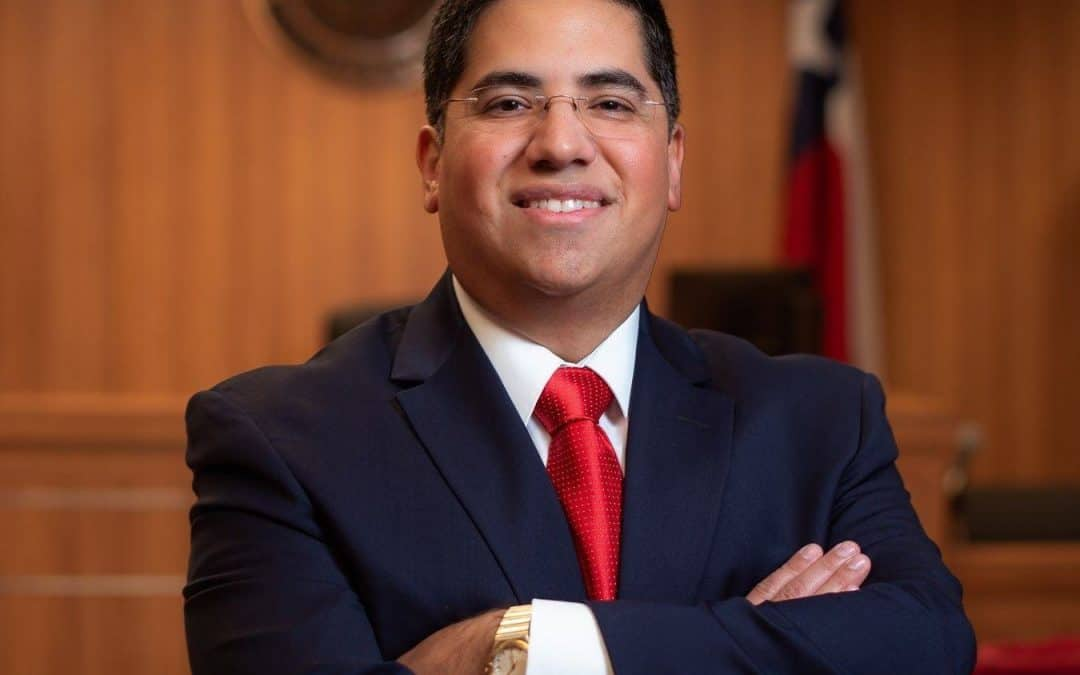 Hidalgo County 464th District Court Judge Ysmael Fonseca, who was appointed by Gov. Abbott, to seek election to that post in 2020
