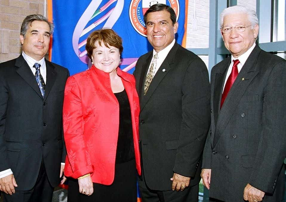 UTRGV School of Medicine's creation influenced through key role played by Rep. Roberto Gutiérrez