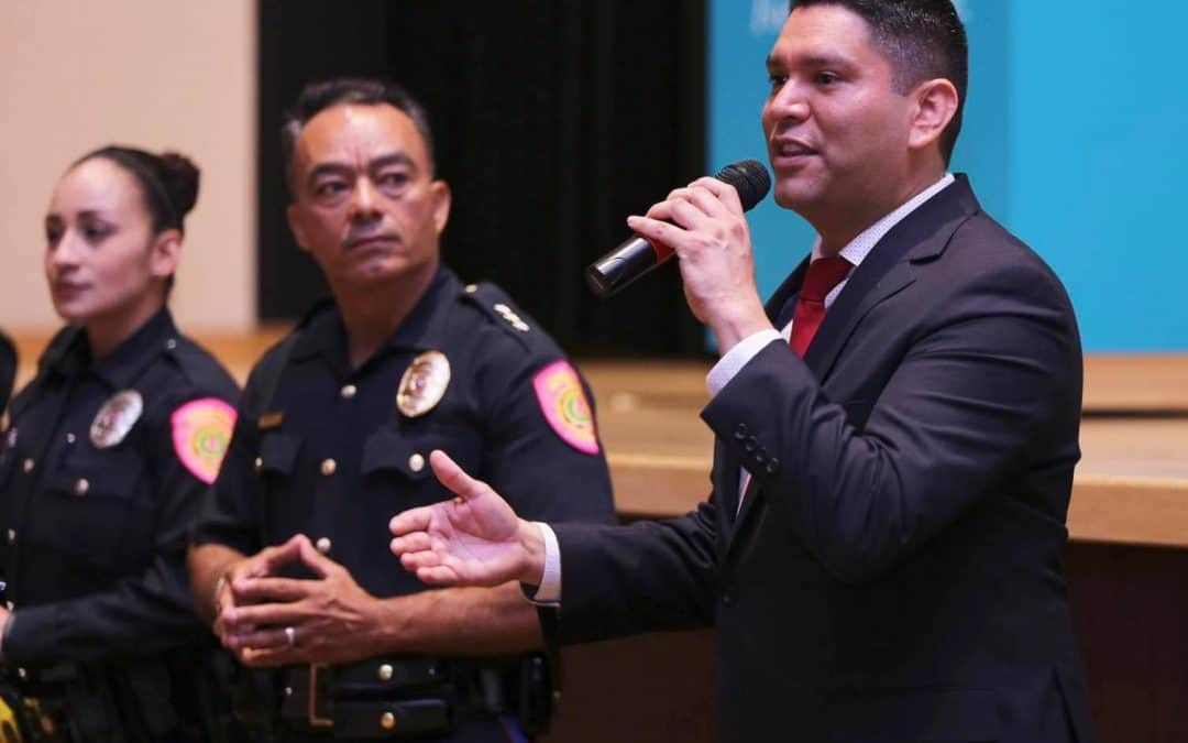 Edinburg EDC Interim Executive Director Rubén R. Ramírez resigns position effective January 20 as he looks forward to returning to being a full-time attorney