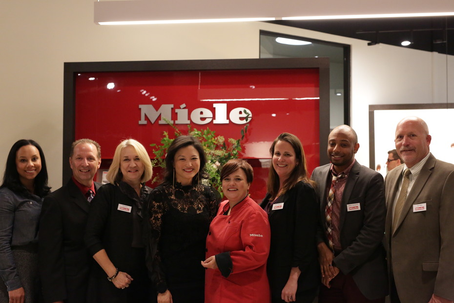 Hearst Design Group at Miele