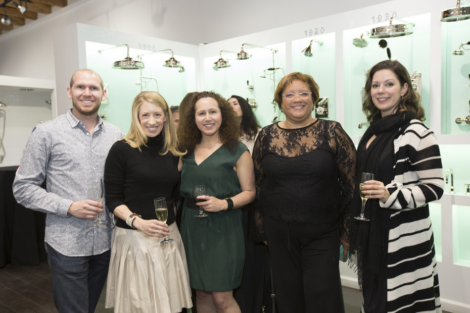 Lefroy Brooks opens LA showroom