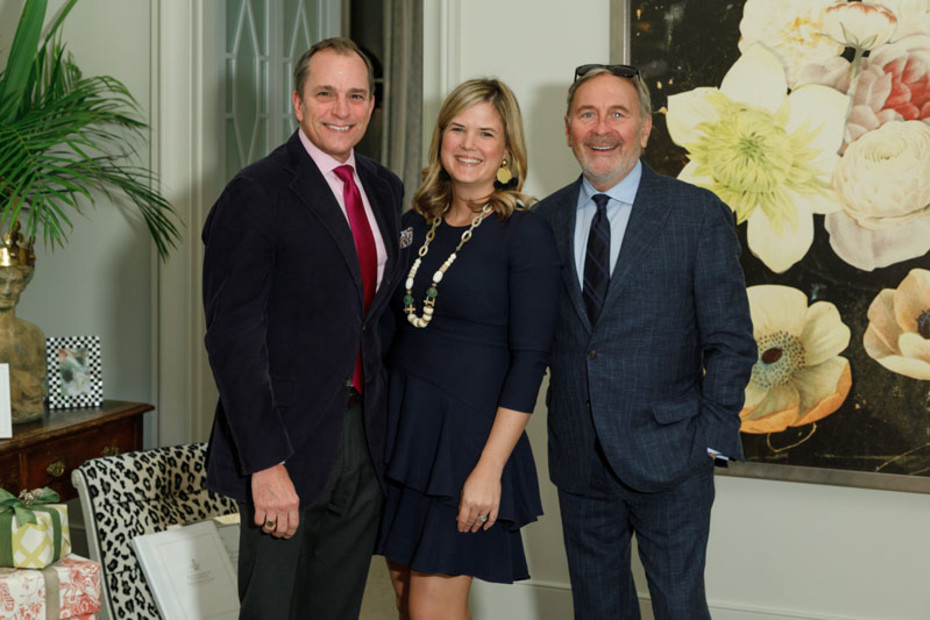 Home for the Holidays Showhouse kickoff
