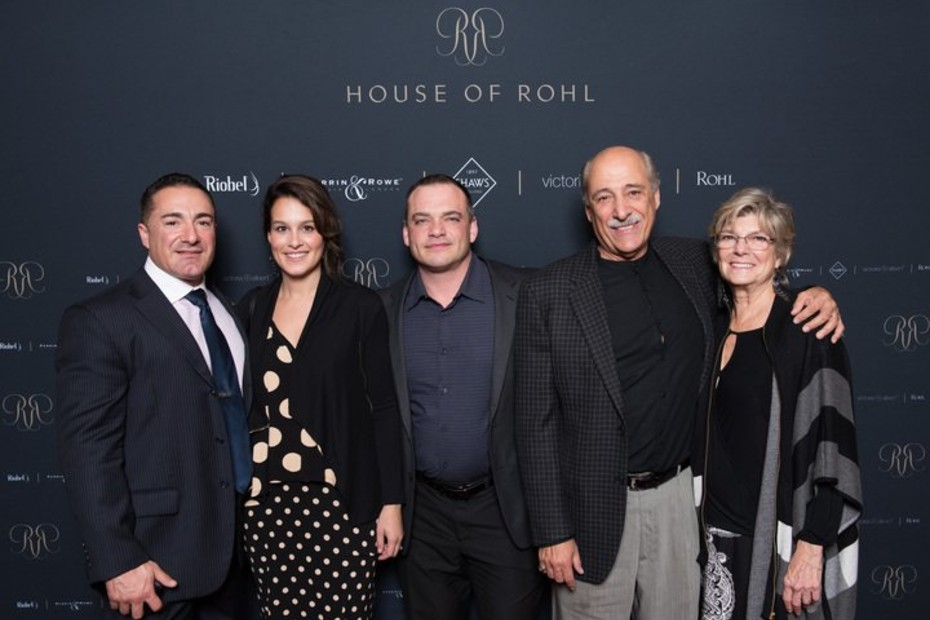 'Just Desserts' with House of Rohl
