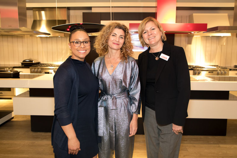 Hearst Design Group celebrates Miele