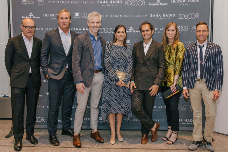 Elle Decor fetes A-List designers