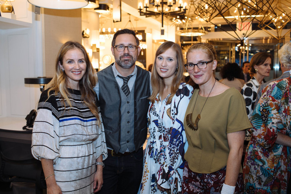 WNWN panel discussion: House Beautiful and Circa Lighting