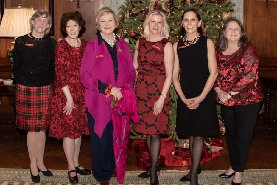 The Decorator's Club Annual Holiday Celebration