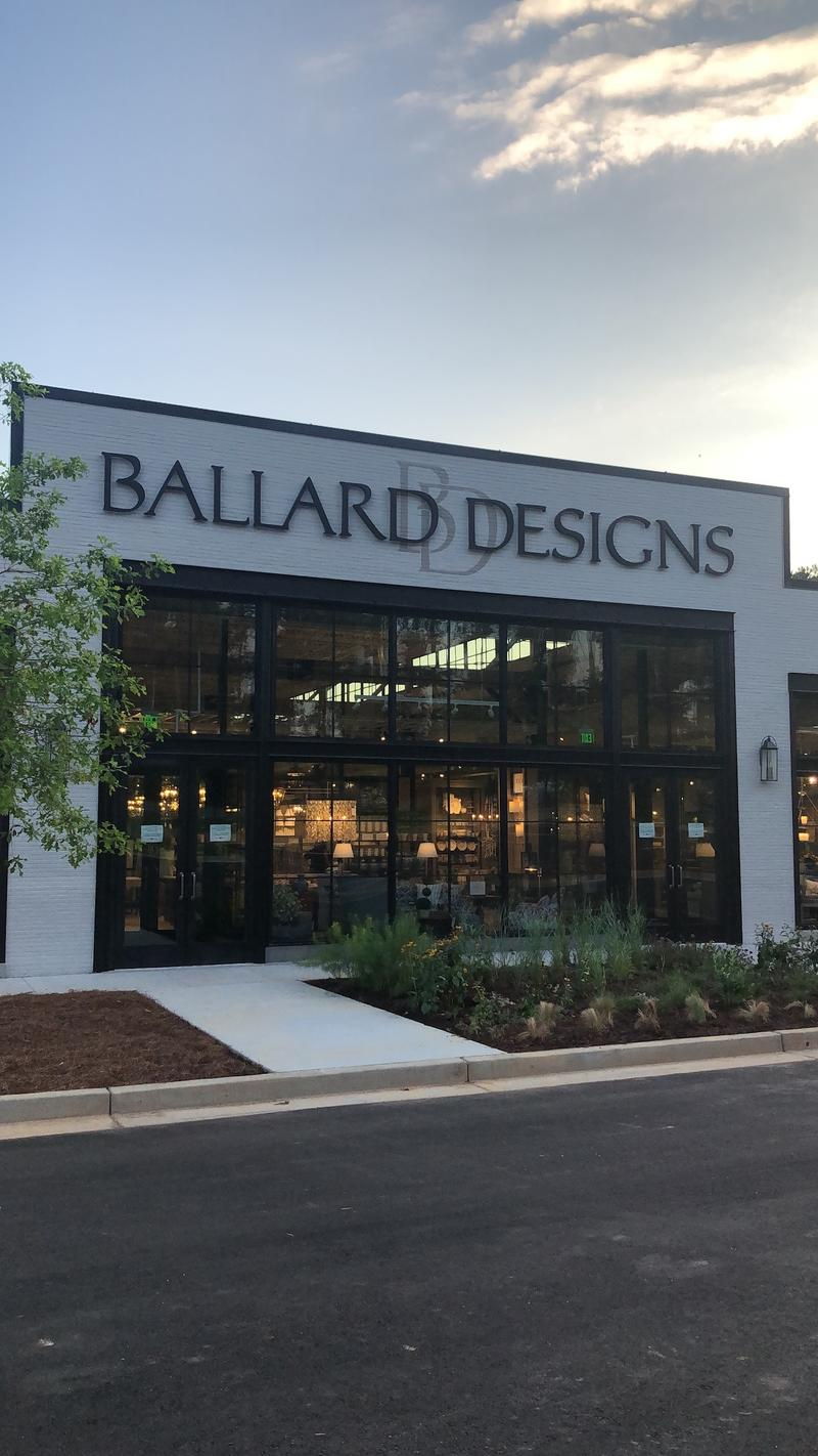 Ballard Designs's new HQ; courtesy Ballard Designs