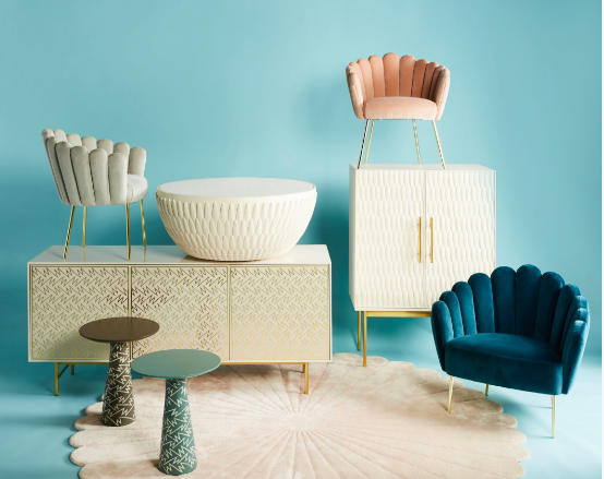 Bethan Gray for Anthropologie Collection; courtesy Anthropologie