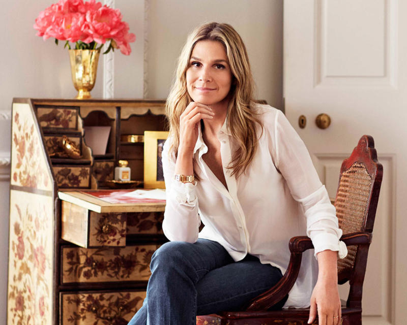 Aerin Lauder, founder and creative director of Aerin. Courtesy Douglas Freidman.