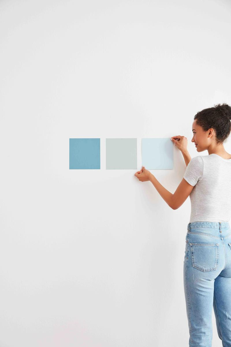 Designer Nicole Gibbons intends to upend the paint industry
