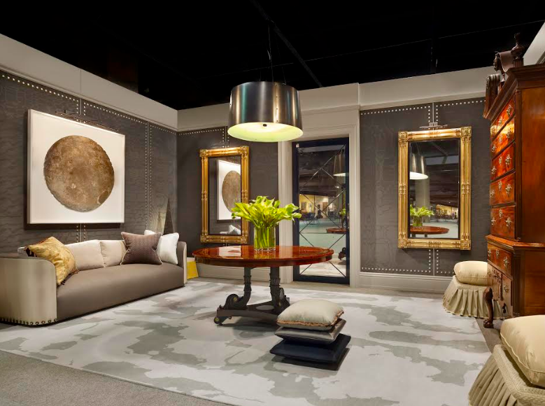 Lucas Alexander Collection's Philadelphia showroom; courtesy Lucas Alexander Collection