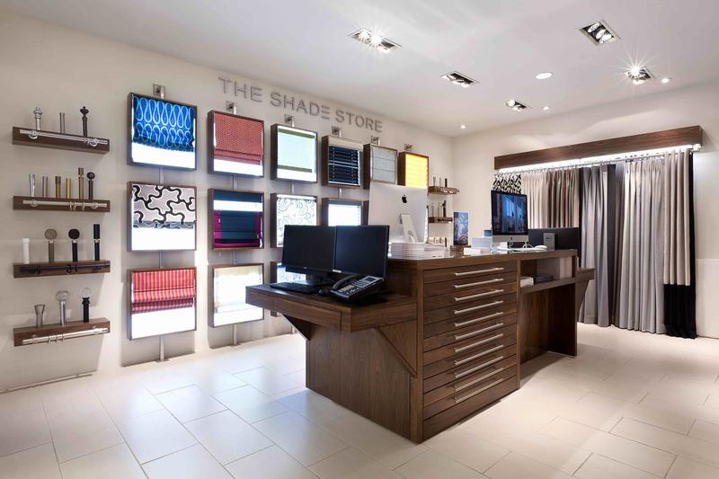 The Shade Store at Kravet; courtesy Kravet