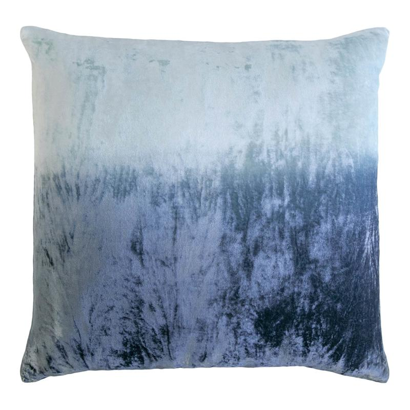 Kevin O'Brien Studio's Dip Dye Pillow.