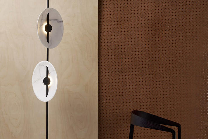 """Mito"" by Tom Fereday and Rakumba Lighting. Photo courtesy of LAMP."