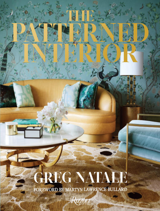 Greg Natale's The Patterned Interior.