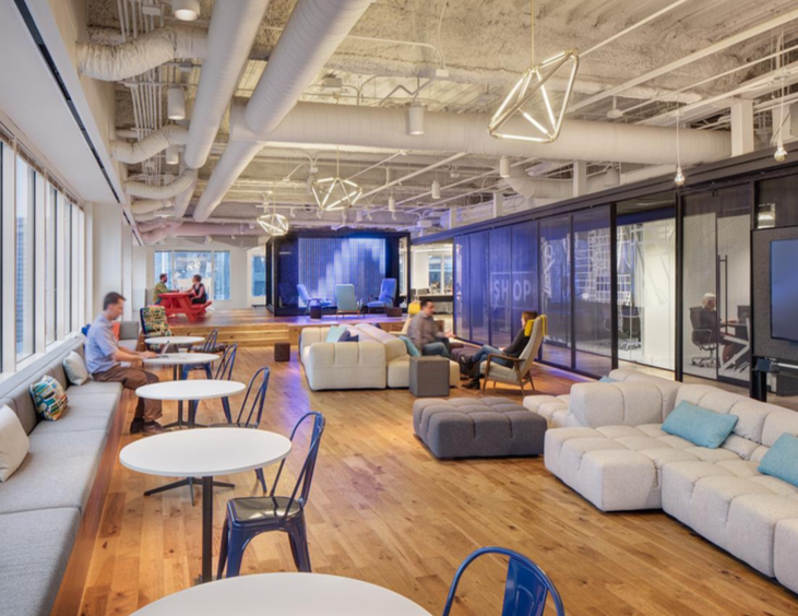 Capital One Workplace Environment Survey