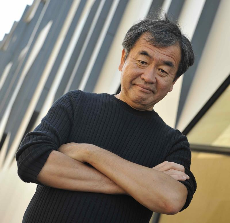 Kengo Kuma, who was named one of this year's inductees. Photo courtesy J.C. Carbonne.
