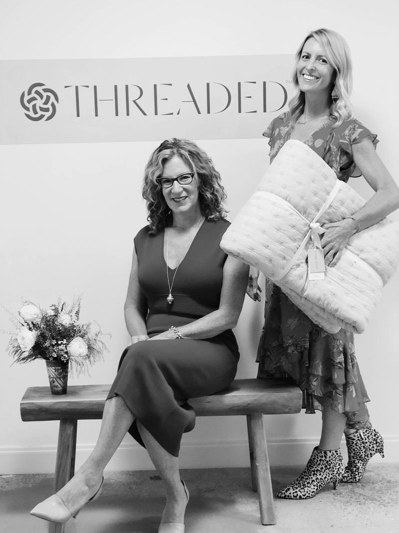 Threaded founders