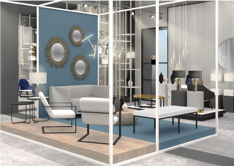 Arteriors's new showroom
