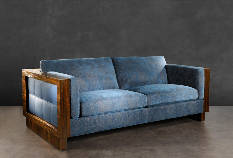 How this French atelier is leading the New York upholstery market
