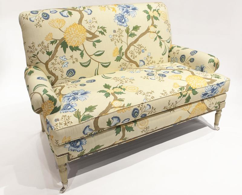 The Charlotte Settee