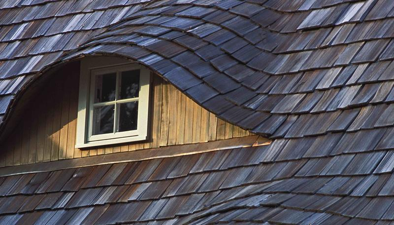Jeffrey Dungan devotes a chapter of his new book to thoughtful roof detailing.