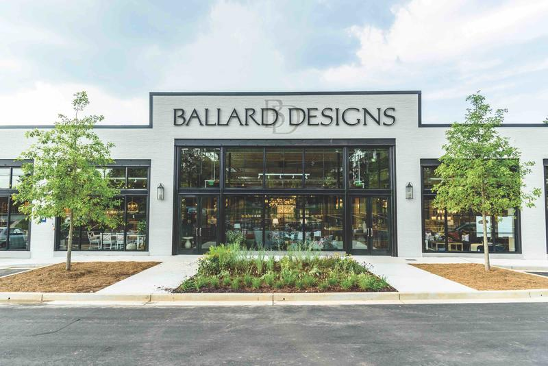 The Ballard Designs flagship in Atlanta