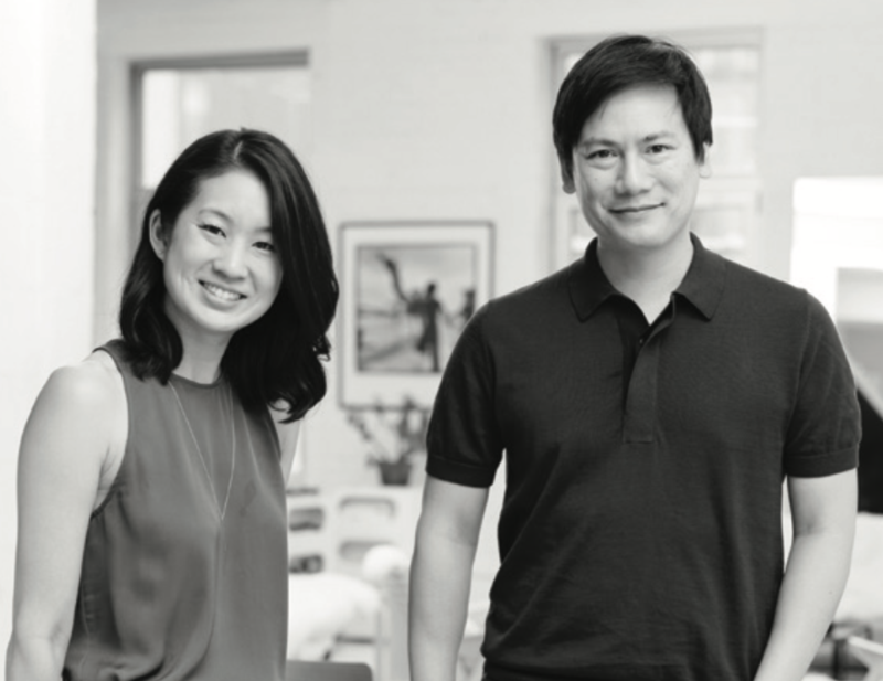 Material co-founders Eunice Byun and Dave Nguyen