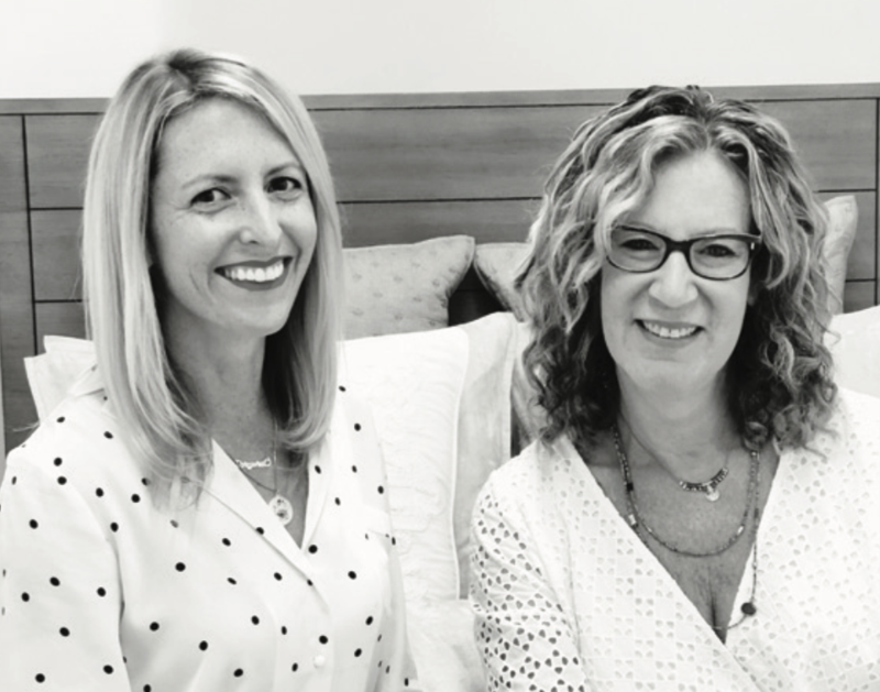 Threaded co-founders Patti Bernstein and Margaret Wakeland