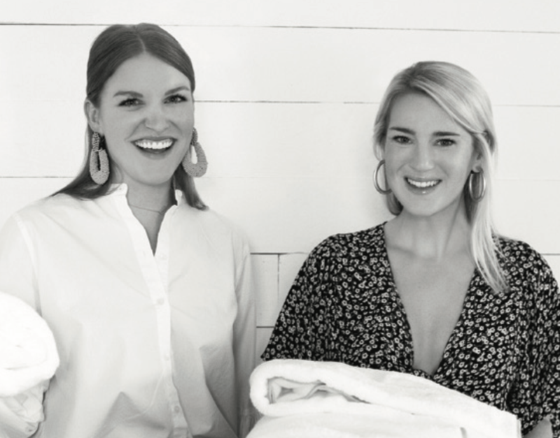 Weezie founders Lindsey Johnson and Liz Eichholz