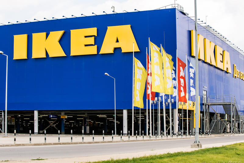 IKEA plans to incorporate sustainable cellulose-based fabrics into its products