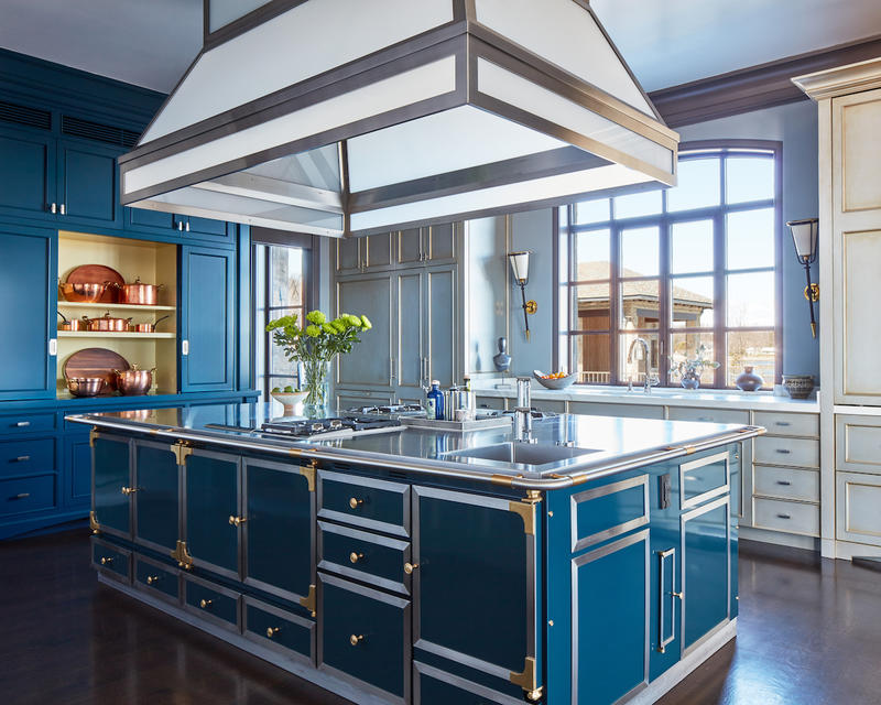 St Charles Kitchen Cabinets Four decades of kitchen history with St. Charles's Karen Williams