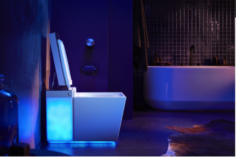 Kohler's smart home collection