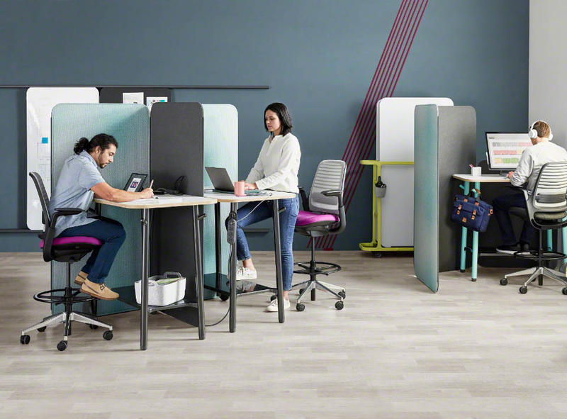 Can Steelcase fix the open-plan office?