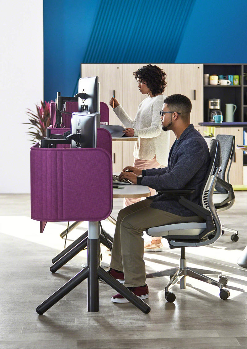 Steelcase's New Flex Collection