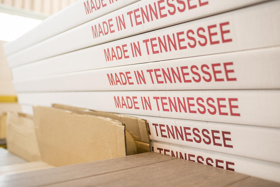 Inside a Nashville prison, a hardwood flooring factory thrives