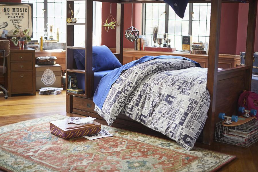 Pottery Barn's Harry Potter collection