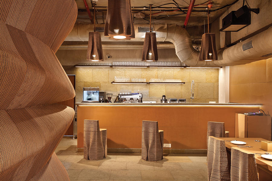Dining out: How restaurant designers are exploring a whole new frontier